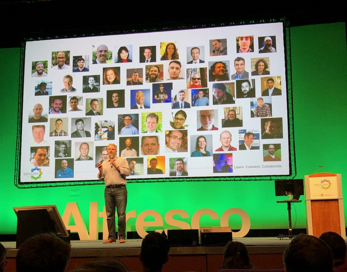 ZYLK at Alfresco Devcon 2019 - zylk